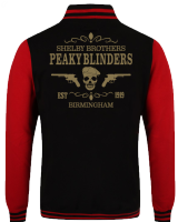 SHELBY BROTHERS VARSITY - INSPIRED BY PEAKY BLINDERS